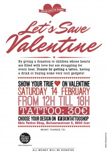 Flyer Save Valentine (1)